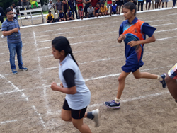 ICT Athletics 1500mtr Run - Rani  Vaidya ( IInd )